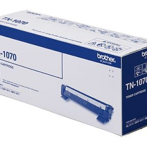 Genuine Brother TN-1070 toner cartridge - 1,000 pages