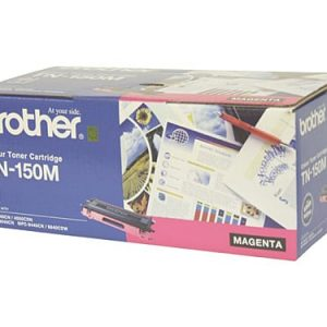 Genuine Brother TN-150 Magenta Low Yield toner cartridge - 1,500 pages