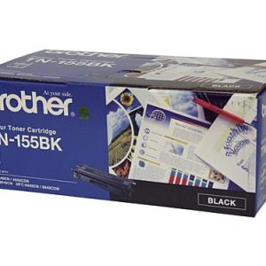 Genuine Brother TN-155 Black High Yield toner cartridge - 5,000 pages