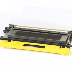 Compatible Brother TN-155 Yellow High Yield toner cartridge - 4,000 pages