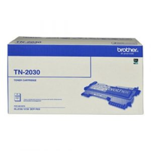 Genuine Brother TN-2030 toner cartridge - 1,000 pages