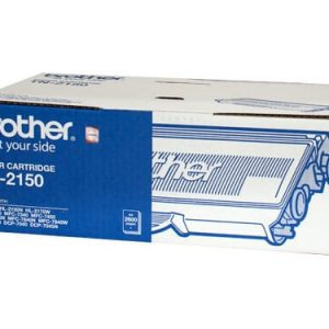 Genuine Brother TN-2150 toner cartridge - 2,600 pages