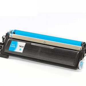 Compatible Brother TN-240 Cyan toner cartridge - 1,400 pages