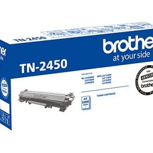 Genuine Brother TN-2450 toner cartridge - 3,000 pages