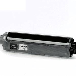 Compatible Brother TN-251 Black toner cartridge - 2,500 pages