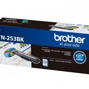 Genuine Brother TN-253 Black Low Yield toner cartridge - 2,500 pages