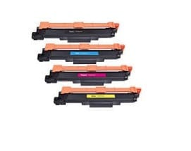Compatible Brother TN-253 Black toner cartridge - 2,500 pages