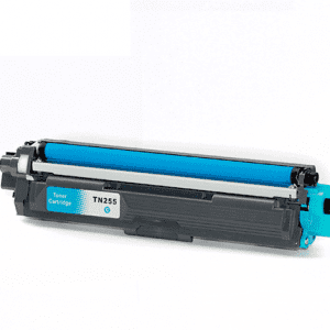 Compatible Brother TN-255 Cyan toner cartridge - 2,200 pages