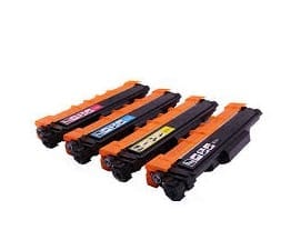 Compatible Brother TN-257 Cyan toner cartridge - 2,300 pages