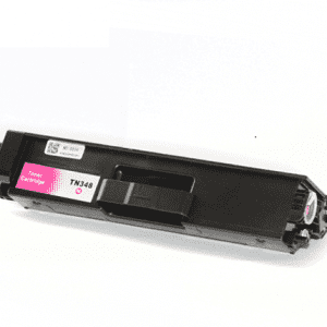 Compatible Brother TN-340 Magenta toner cartridge - 3,500 pages