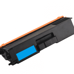 Compatible Brother TN-346 Cyan toner cartridge - 3,500 pages