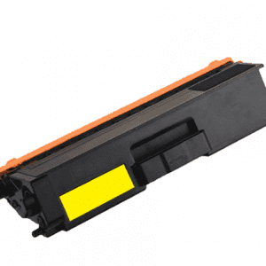 Compatible Brother TN-346 Yellow toner cartridge - 3,500 pages