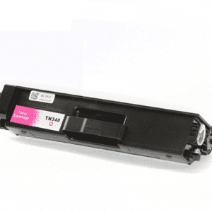 Compatible Brother TN-348 Magenta toner cartridge - 6,000 pages