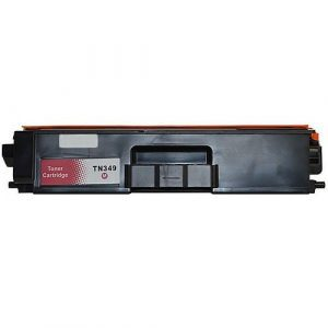 Compatible Brother TN-349 Magenta toner cartridge - 6,000 pages