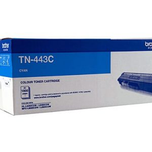 Genuine Brother TN-443 Cyan toner cartridge - 4,000 pages