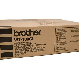 Genuine Brother WT-100CL waste toner cartridge pack - 20,000 pages