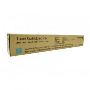 Genuine Xerox CT201371 Cyan toner cartridge - 15,000 pages