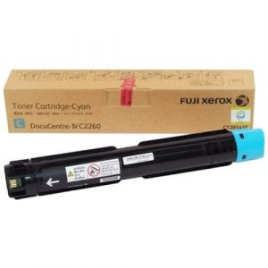 Genuine Xerox CT201435 Cyan toner cartridge - 15,000 pages