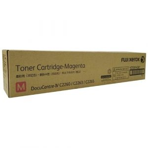 Genuine Xerox CT201436 Magenta toner cartridge - 15,000 pages