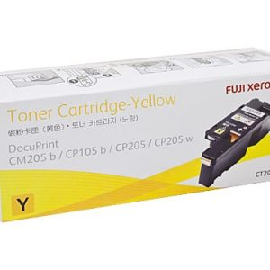 Genuine Xerox CT201594 Yellow toner cartridge - 1,400 pages