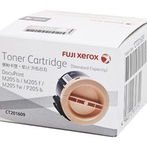 Genuine Xerox CT201609 Black toner cartridge - 1,000 pages