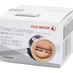 Genuine Xerox CT201610 Black toner cartridge - 2,200 pages