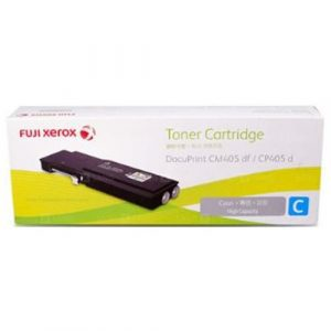 Genuine Xerox CT202034 Cyan toner cartridge - 11,000 pages