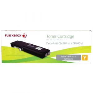Genuine Xerox CT202036 Yellow toner cartridge - 11,000 pages