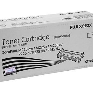 Genuine Xerox CT202330 Black toner cartridge - 2,600 pages