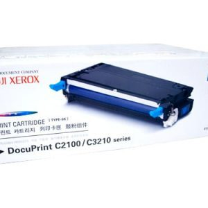 Genuine Xerox CT350486 Cyan toner cartridge - 6,000 pages