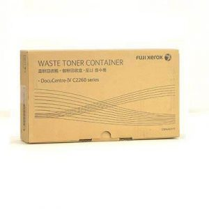 Genuine Xerox CWAA0777 waste toner cartridge pack